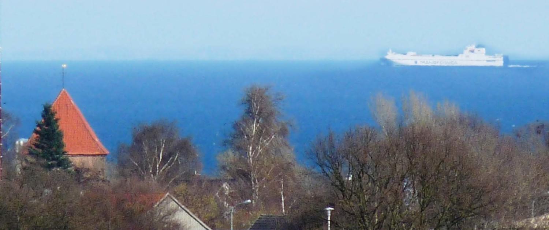 Kirche an der Ostsee