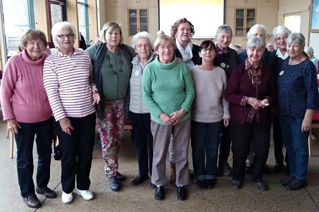 Bezirksfrauen 2018
