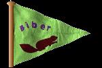 CPG Wimpel Biber