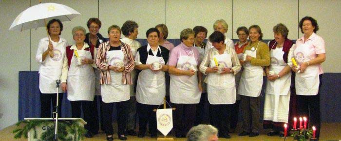 75 Jahre Frauenhilfe im Jahr 2005