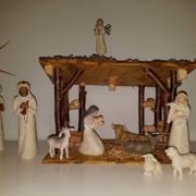 Der Stall von Bethlehem