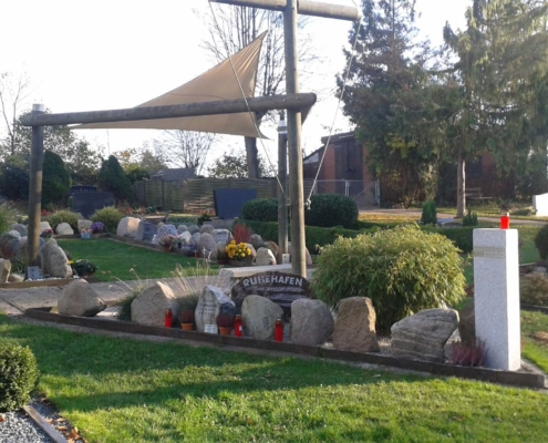 Fischerkamp-Friedhof Ruhehafen
