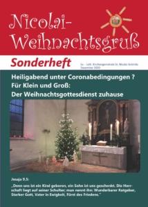 Nicolai-Weihnachtsgruß