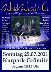Plakat WindWood & Co - beflügelt
